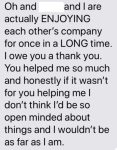 Brittany Taylor text 2A